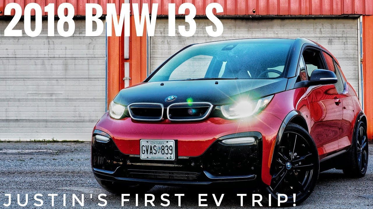 2018 Bmw I3 S Test Drive Review Youtube