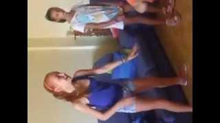 Dança Baila Muchacha.
