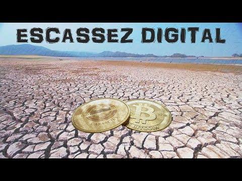 Escassez digital autêntica