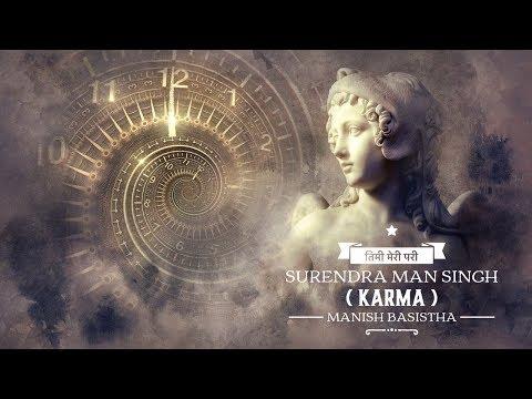 KARMA BAND // TIMI MERI PARI // SURENDRA MAN SINGH // MANISH BASISTHA= OFFICIAL LYRICAL VIDEO