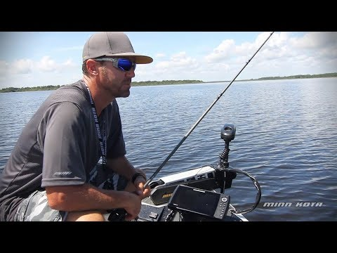 Minn Kota Ultrex - On the Water with Chuck Pippin
