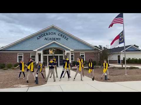 Anderson Creek Academy in North Carolina,  joined the 2020 #SchoolChoiceWeek celebration!