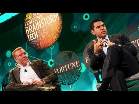 Cesar Conde, Ryan Kavanaugh & Jeremy Zimmer Speak at Brainstorm Tech 2013 | Fortune