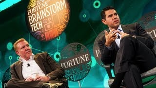 Cesar Conde, Ryan Kavanaugh & Jeremy Zimmer Speak at Brainstorm Tech 2013