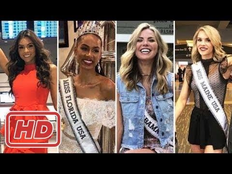 [Beauty Contest]Miss USA 2018 - Here We Come Shreveport, Louisiana (Part 3)