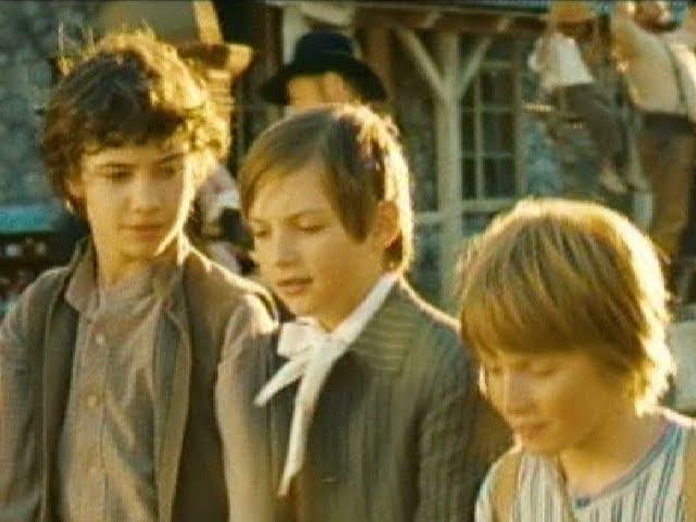 TOM SAWYER | Trailer & Filmclips deutsch german [HD]