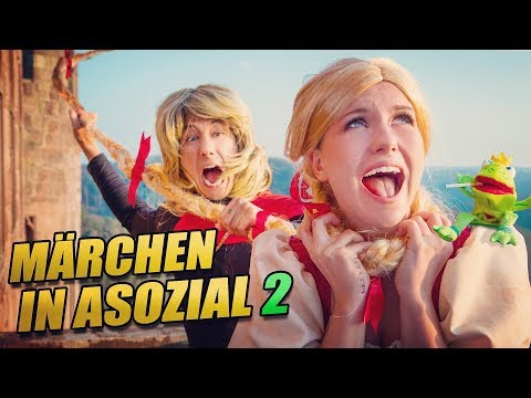 MÄRCHEN in ASOZIAL 2 feat. Kelly | Julien Bam