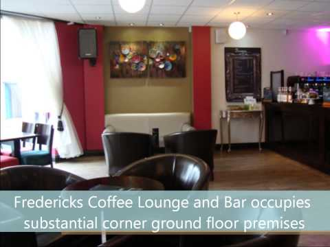3942   Bar and Coffee Lounge Business For Sale in Birmingham City Centre