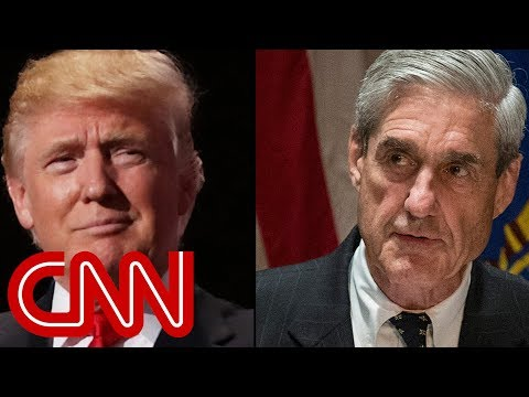 Trump escalates attacks on Robert Mueller