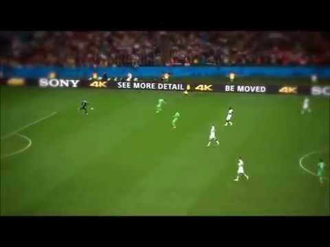 Manuel Neuer vs Algerien ! One man show !