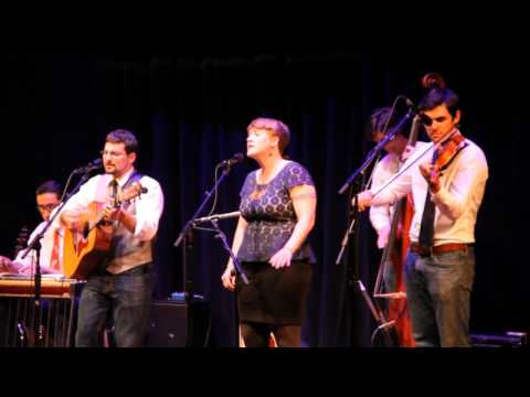 American Nomad - With Grace @ The Freight and Salvage 5/30/13