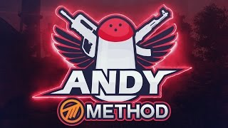 Welcome Andypyro to the Method PUBG Team