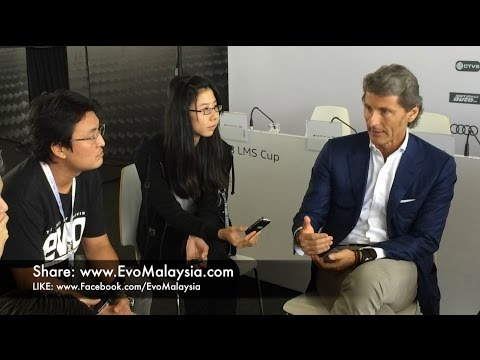 Evo Malaysia com | Interview with Stephan Winkelmann