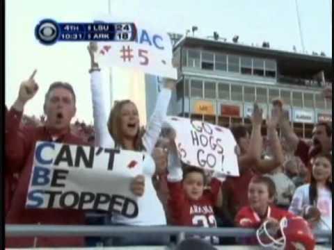Darren McFadden 80 yard TD vs. LSU (2006)