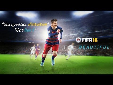 """[TROPHY]   FIFA 16 - Trophée """"Une Question D'intuition"""" / """"Got Flair ?"""""""