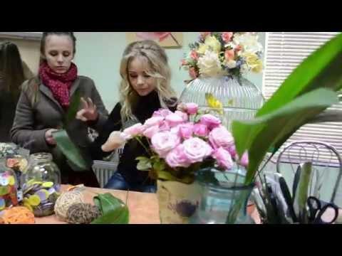 """Салон цветов """"Флористический Дизайн"""" г. Винницаиз YouTube · Длительность: 1 мин  · Просмотры: более 1.000 · отправлено: 03.04.2015 · кем отправлено: Мария Башинская"""