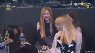 BTS Jungkook & Blackpink Moment  l SVT Mingyu & Lisa Moment