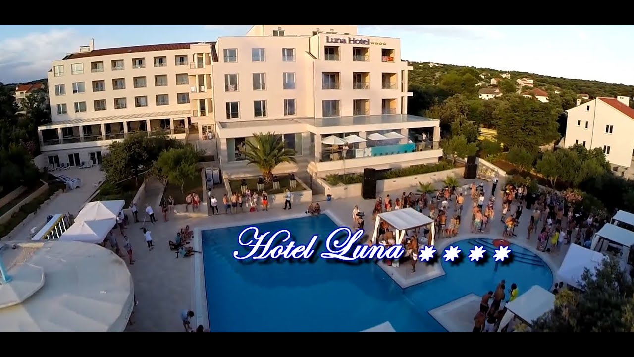 Luna Island Hotel Pag Croatia