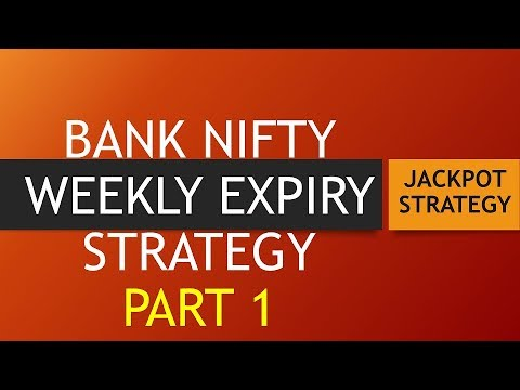 Nifty options expiry strategy