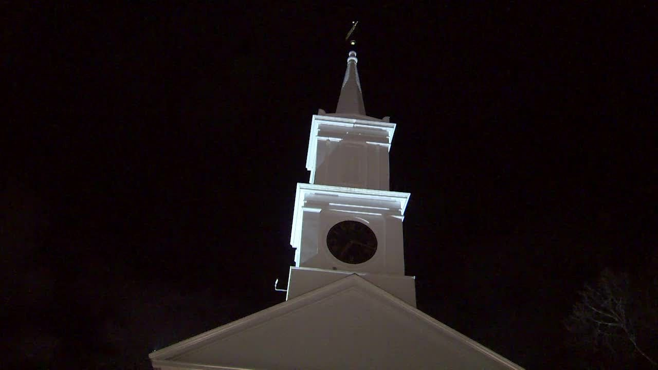 Residents fight plan to build cell antenna in historic church steeple