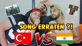 INDER VS. TÜRKE - SONG ERRATEN !?