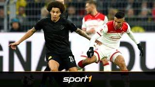 BVB-Schock: Axel Witsel fällt lange aus | SPORT1 - DER TAG