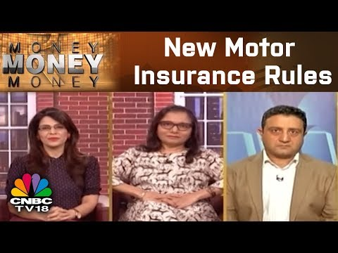 MONEY MONEY MONEY | New Motor Insurance Rules: All You Need to Know | CNBC TV18