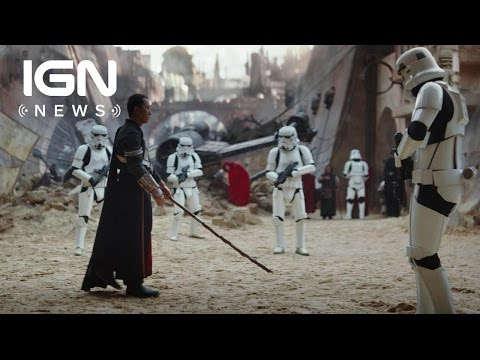 Rogue One: A Star Wars Story Poster Released, New Trailer Coming Tomorrow - IGN News