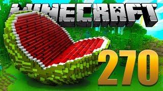 A Melancia GIGANTE - Minecraft Em busca da casa automática #270