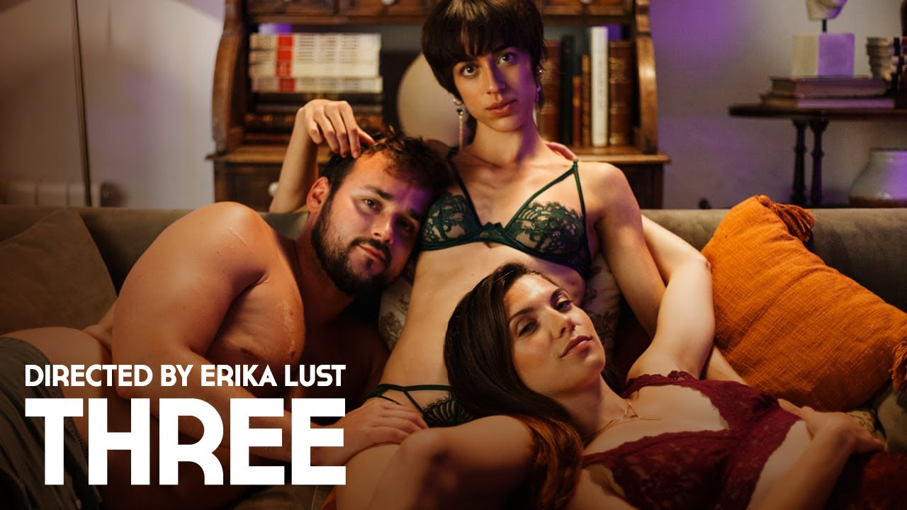 Download 'Three' Mini Series (Official Trailer) by Erika Lust | Lust Cinema
