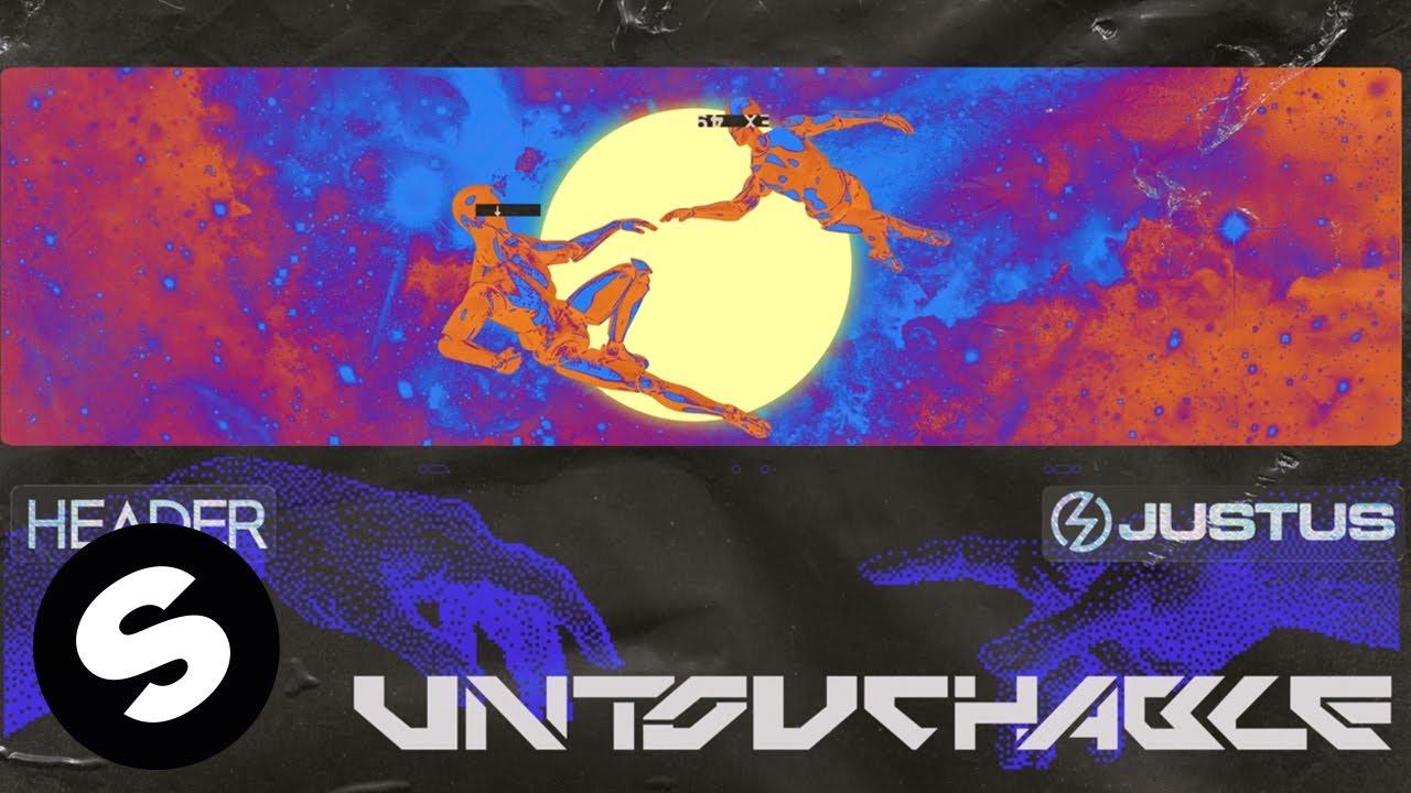 HEADER & Justus – Untouchable (Official Audio)