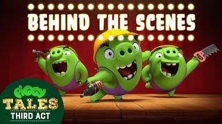 Angry Birds | Piggy Tales | The World Of Piggies - The Artist