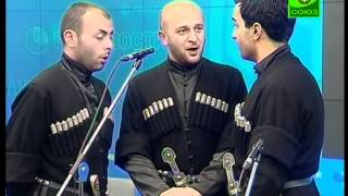 Грузинский церковный хор