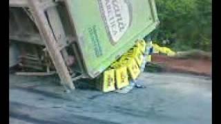 Acidente do caminhão da ambev