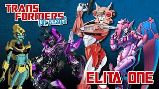 TRANSFORMERS: THE BASICS on ELITA ONE