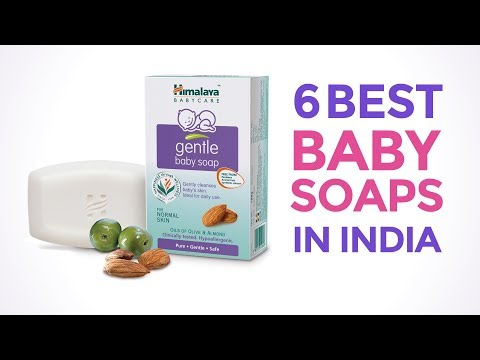 6 Best Baby Soaps in India with Price   Top Baby Soap Brands for Newborn Babies   2017