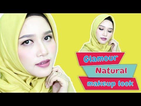 Tutorial Makeup Glamour & Natural | Amalia Kurnia | Indonesia