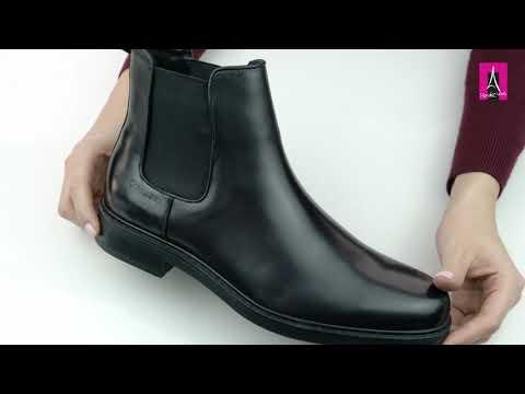 Обзор: мужские ботинки Челси CALVIN KLEIN 2129967