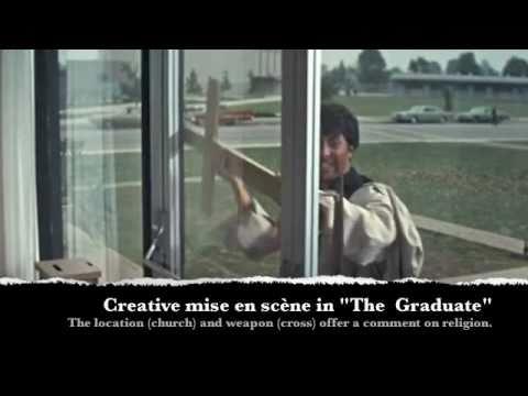 Creative mise-en-scène in \