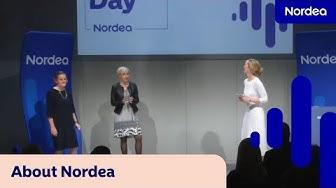 This is a Nordea Demo Day | Nordea