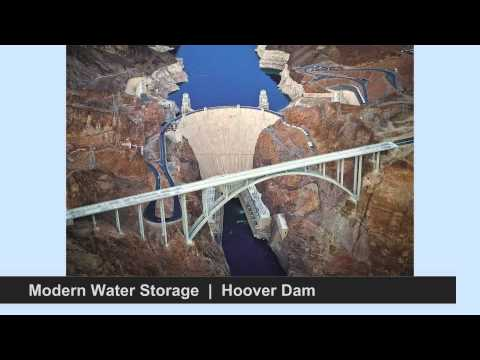Group M - Water Distribution in the Southwestern United States