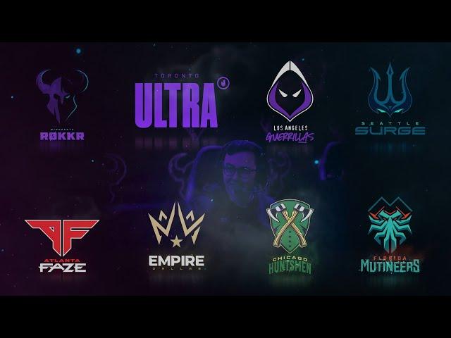 Top Call Of Duty League Teams Headline Minnesota Rokkr Home Series