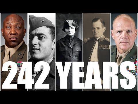 Marines | 2017 Birthday Message