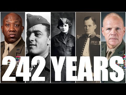 Marines | 2017 Birthday Message