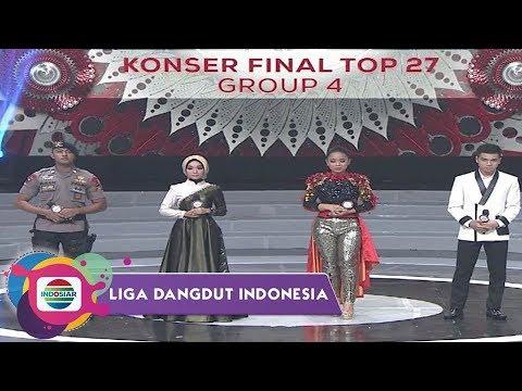 Highlight Liga Dangdut Indonesia - Konser Final Top 27 Group 4