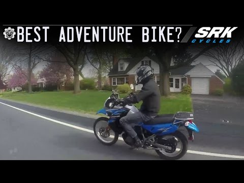 Kawasaki KLR 650 Review