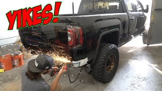 WHY WE'RE CUTTING UP A PERFECTLY GOOD TRUCK!