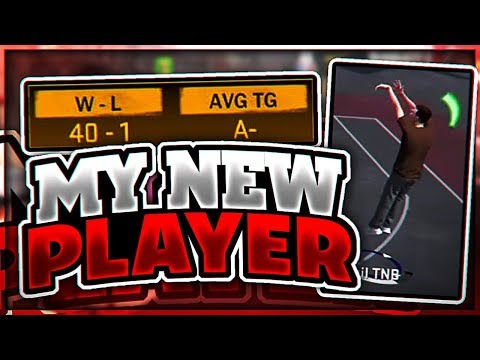 MY NEW ARCHETYPE?! 2K DELETED MY MAIN PLAYER - NBA 2K18