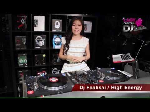 ProPlugin Lady Digital DJ 2013 (Dj Faahsai / High Energy)