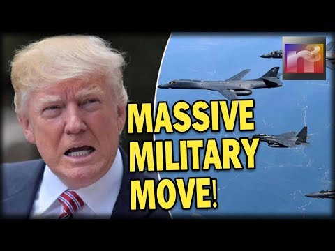 Trump Just Made a MASSIVE Military Move in the Pacific that put Lil'Kim on Notice
